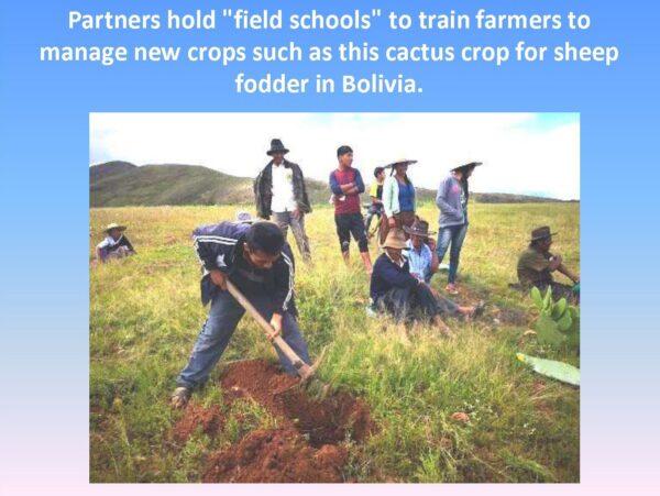 Agriculture Training - Slide 2
